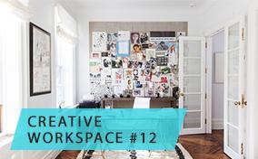 Góc làm việc sáng tạo #12 – Sắc Trắng