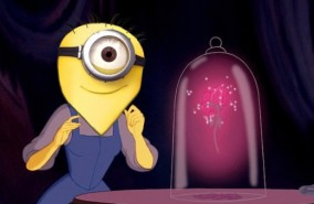 Khi Minions hóa thân thành công chúa Disney