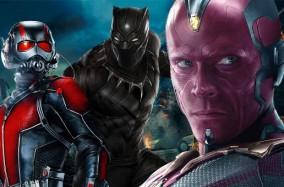 Tầm quan trọng của Ant-Man trong Captain America 3