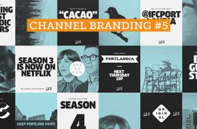 [Channel Branding #5] Kênh truyền hình Comedy IFC ấn tượng