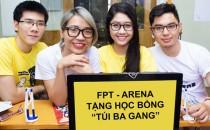 Học bổng Túi ba Gang dành cho Nhà Thiết Kế tương lai