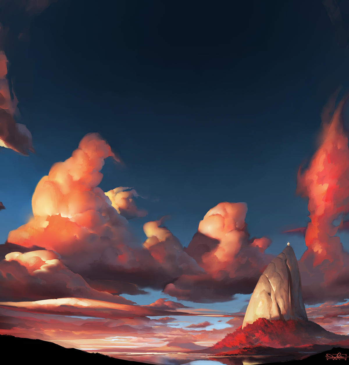 RGB.vn_A Series on Painterly Landscapes - Sergio Chaves