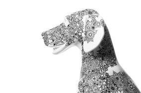 Johanna Basford và nghệ thuật đường nét từ đôi bàn tay