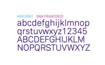 Bí mật font chữ New San Francisco của Apple