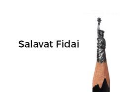 Tạo hình sáng tạo trên những cây bút chì