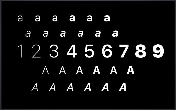 Bí mật font chữ New San Francisco của Apple | RGB vn