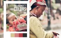 The journey of colors – Chuyến du hành của màu sắc