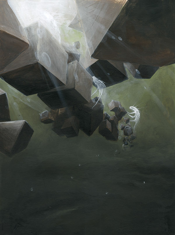 UNSHADED illustration - GNOO team