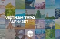 Việt Nam Typo – Alphabet Project