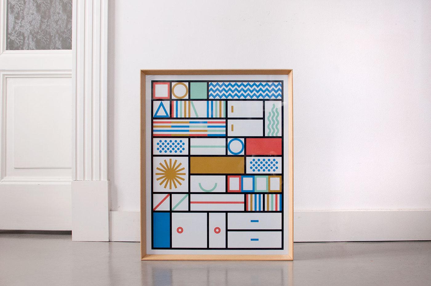 RGB.vn_La Libreria – Poster by LA TIGRE