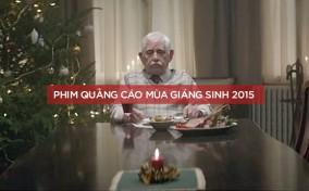 Phim quảng cáo cảm động nhất Giáng sinh 2015
