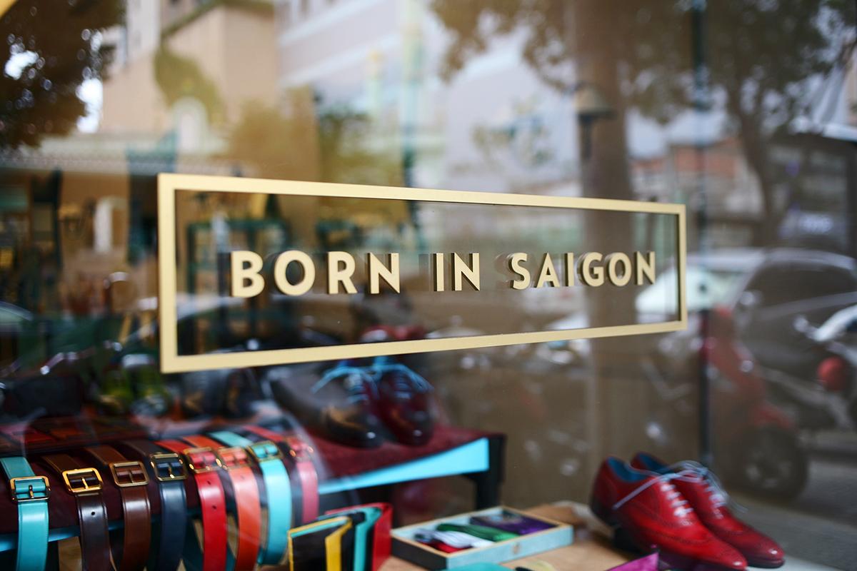 Born in Saigon - Rice Creative