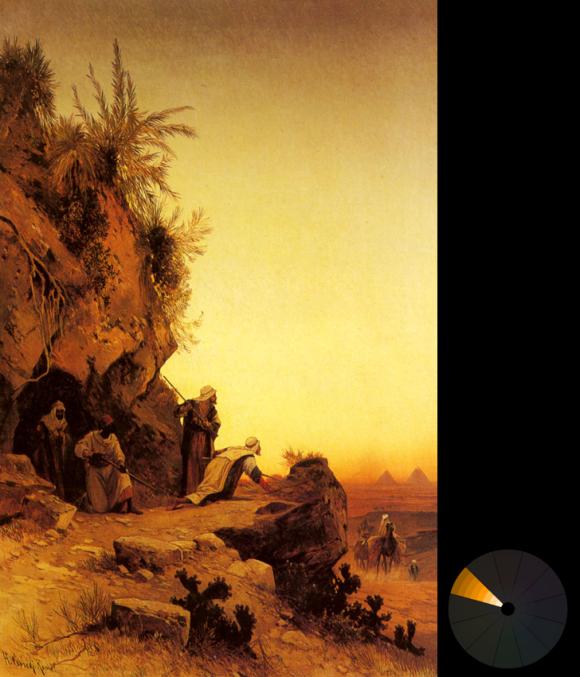 Hermann David S. Corrodi – Cuộc mai phục