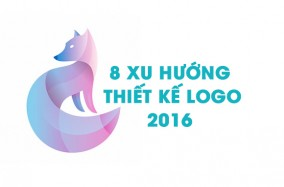 8 xu hướng thiết kế logo 2016