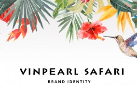 Quá trình làm nên bộ nhận diện thương hiệu Vinpearl Safari Zoo