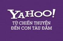 Yahoo – từ chiến thuyền đến con tàu đắm