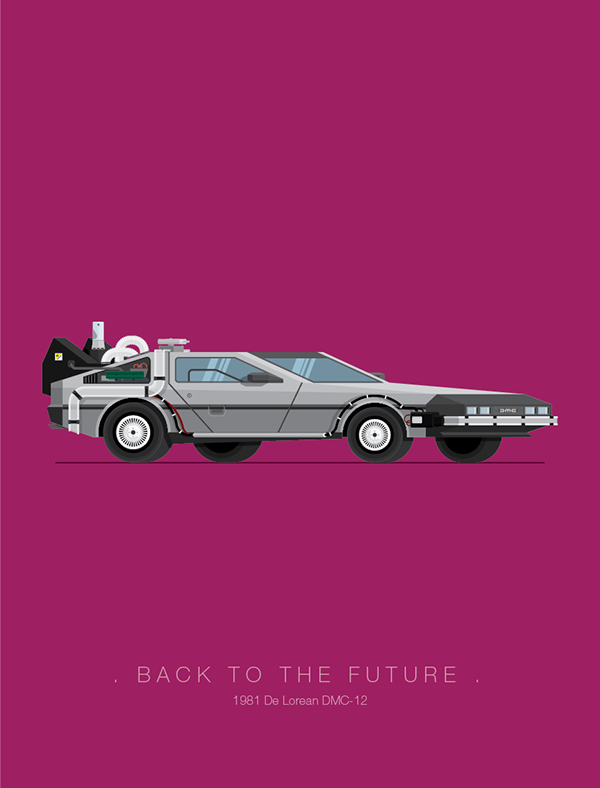 Famous Cars . part 1 by Frederico Birchal