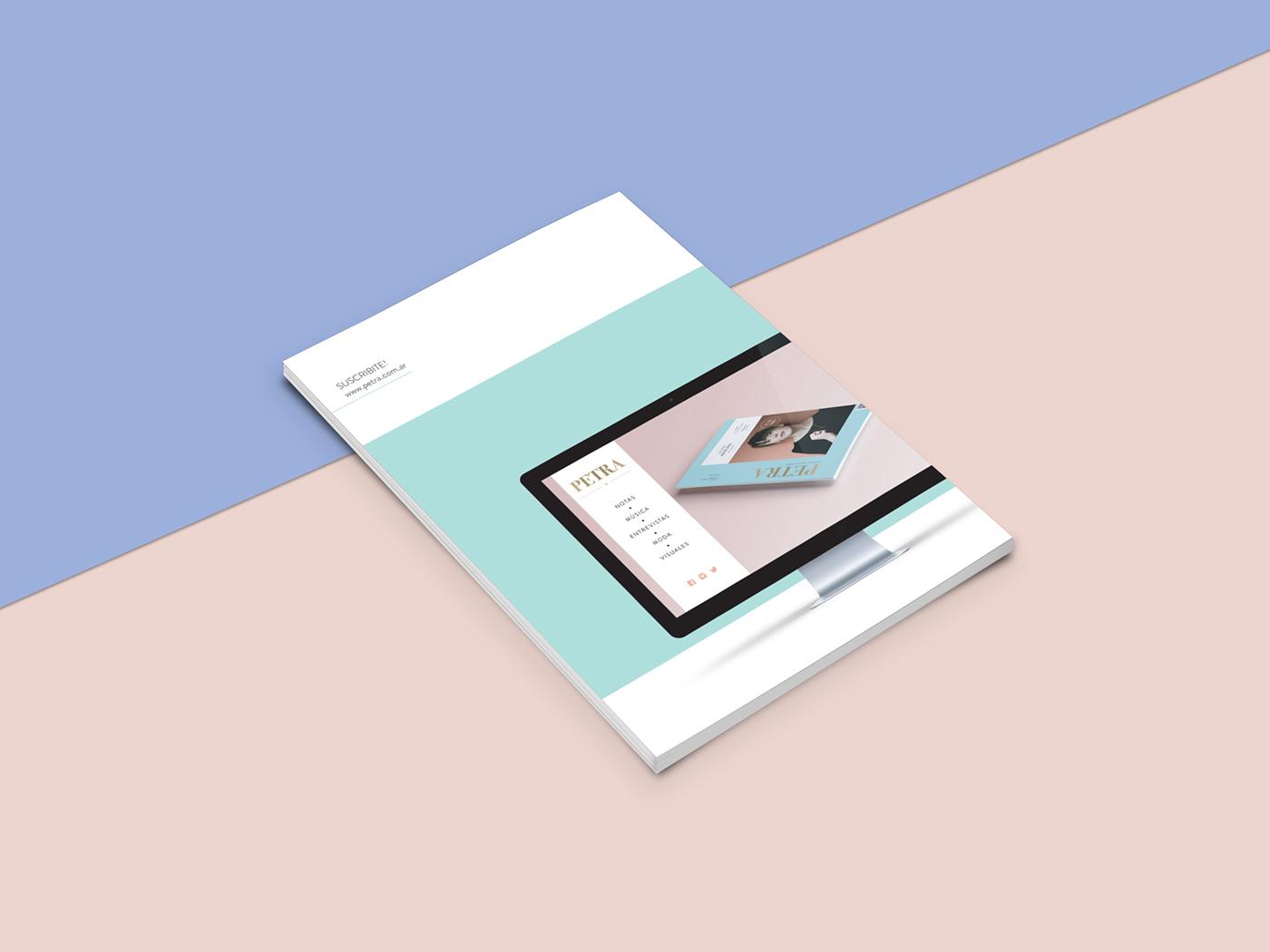 PETRA · Magazine by Dano Marello