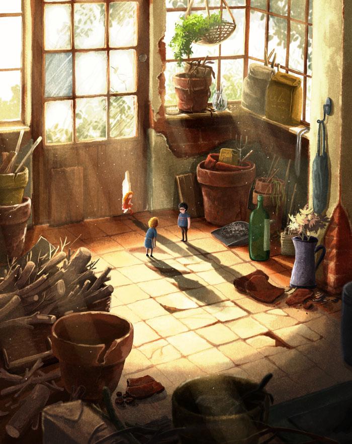 The Borrowers Avenged by Emilia Dziubak