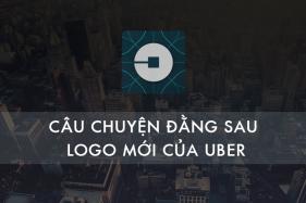 Câu chuyện đằng sau logo mới của Uber