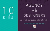 """[Infographic] 10 điều các agency thiết kế và designers nên tự hỏi khi """"quảng cáo"""" bản thân"""