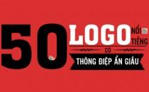 [Infographic] Những thông điệp ẩn trong 50 logo nổi tiếng trên thế giới.
