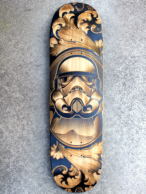 Star Wars Skateboards