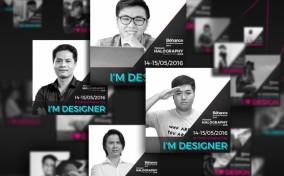 """Giới sáng tạo """"sôi sùng sục"""" trước sự kiện Vietnam Halography 2016"""