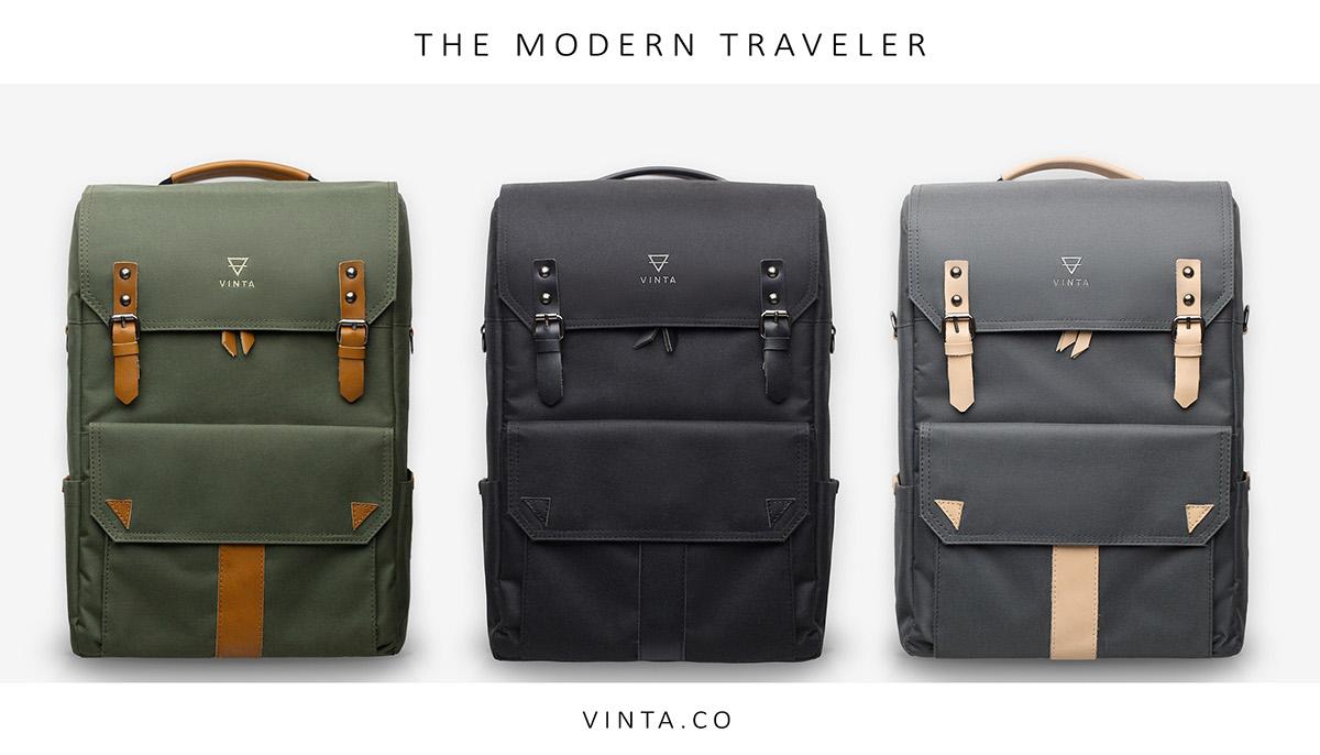 VINTA - S-Series Backpacks