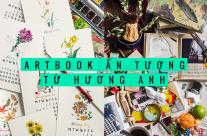 Artbook ấn tượng từ Hương Anh