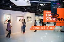Công bố đề thi Halography Race Contest – Cuộc đua của designer chính thức bắt đầu