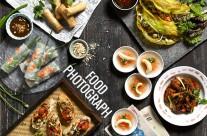 [Food Photograph] Nghệ thuật chụp ảnh món ăn lôi cuốn