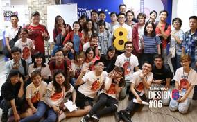 """MC Quang Bảo """"chặt chém"""" Leo Dinh về nghề Thiết kế trong Design8 #06"""