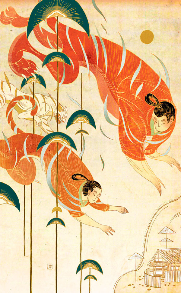 Chinese Fairy Tale and Fantasies