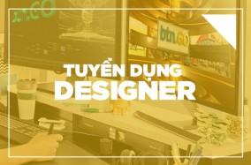 Tuyển Dụng Designer [8/6]: Sofa TV, HTV3, Pops, RIO Creative