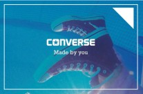 """Chiến dịch """"Converse Made by you"""""""
