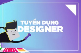 Tuyển Dụng Designer [17/7]: NDH Invest, INS Motion, Wildfire Collaborative tuyển Art Director, 2D & 3D Designer, Editor,..