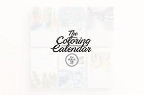 The Coloring Calendar – Tùng Nâm