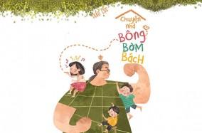 Minh họa ấn tượng Chuyện nhà Bông, Bờm, Bách bởi Wazza Pink