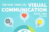 [Infographic] Tầm quan trọng của Visual Communication – Truyền thông thị giác