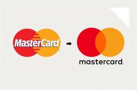 MasterCard thay đổi thiết kế logo