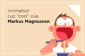 "Animation cực ""cool"" của Markus Magnusson"