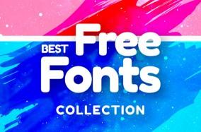 """Những bộ Font siêu """"cool"""" miễn phí từ nghệ sĩ Mats-Peter Forss"""
