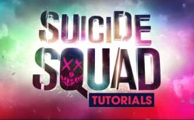 Tutorials hướng dẫn tạo Chữ và Hiệu ứng phong cách Suicide Squad – Biệt đội cảm tử