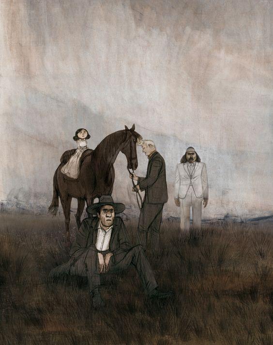 by Jorge González - Chère Patagonie