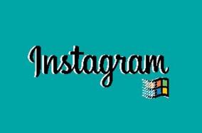 Instagram Win95
