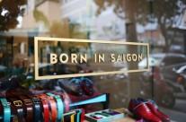 """Born in Saigon"" theo phong cách của Rice Creative"