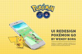 Pokemon Go và giao diện mà chúng ta mong chờ