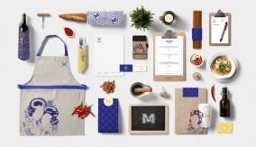 Thưởng thức bộ Branding sang trọng từ MAMA Restaurant