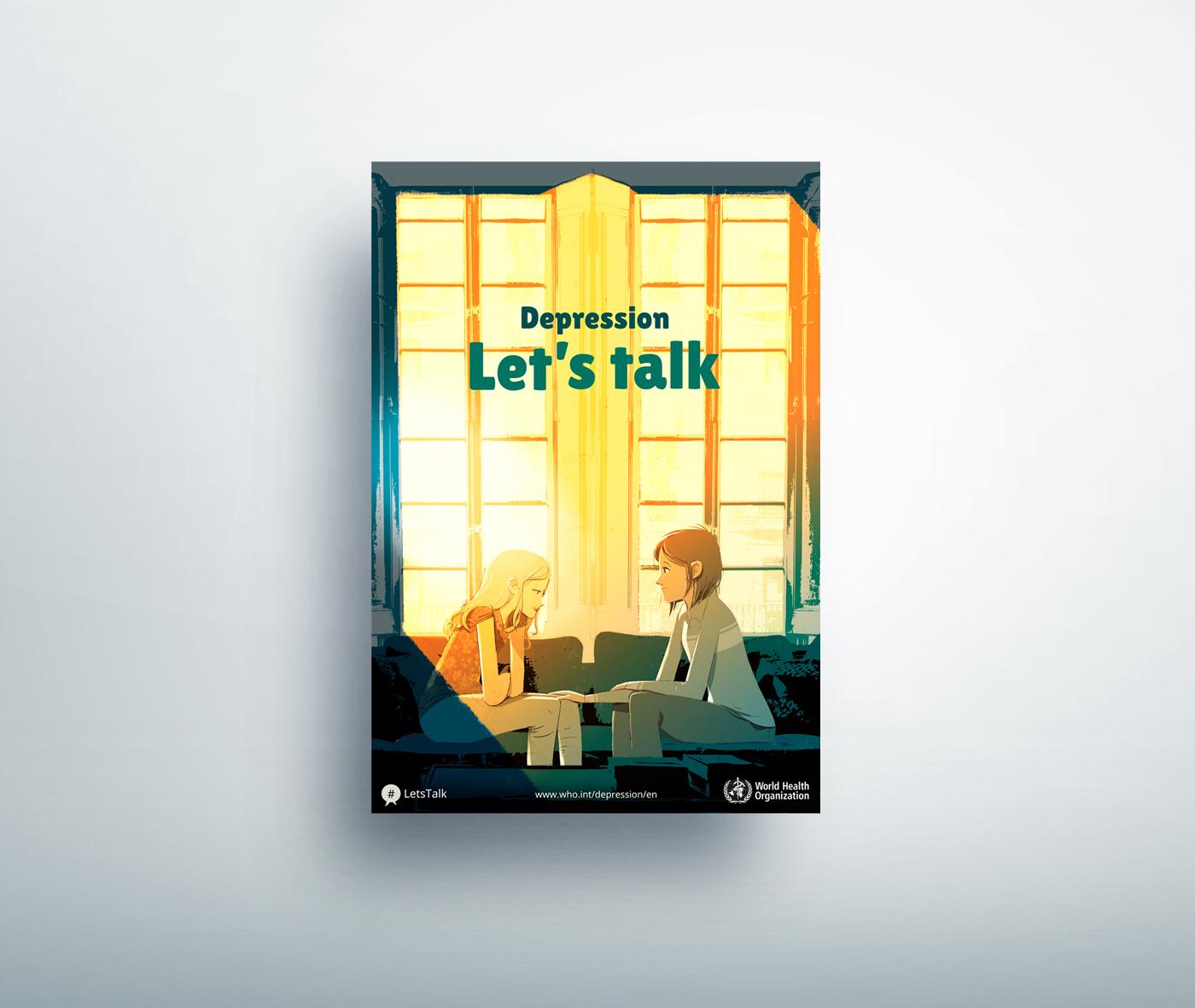 Depression - Let's talk